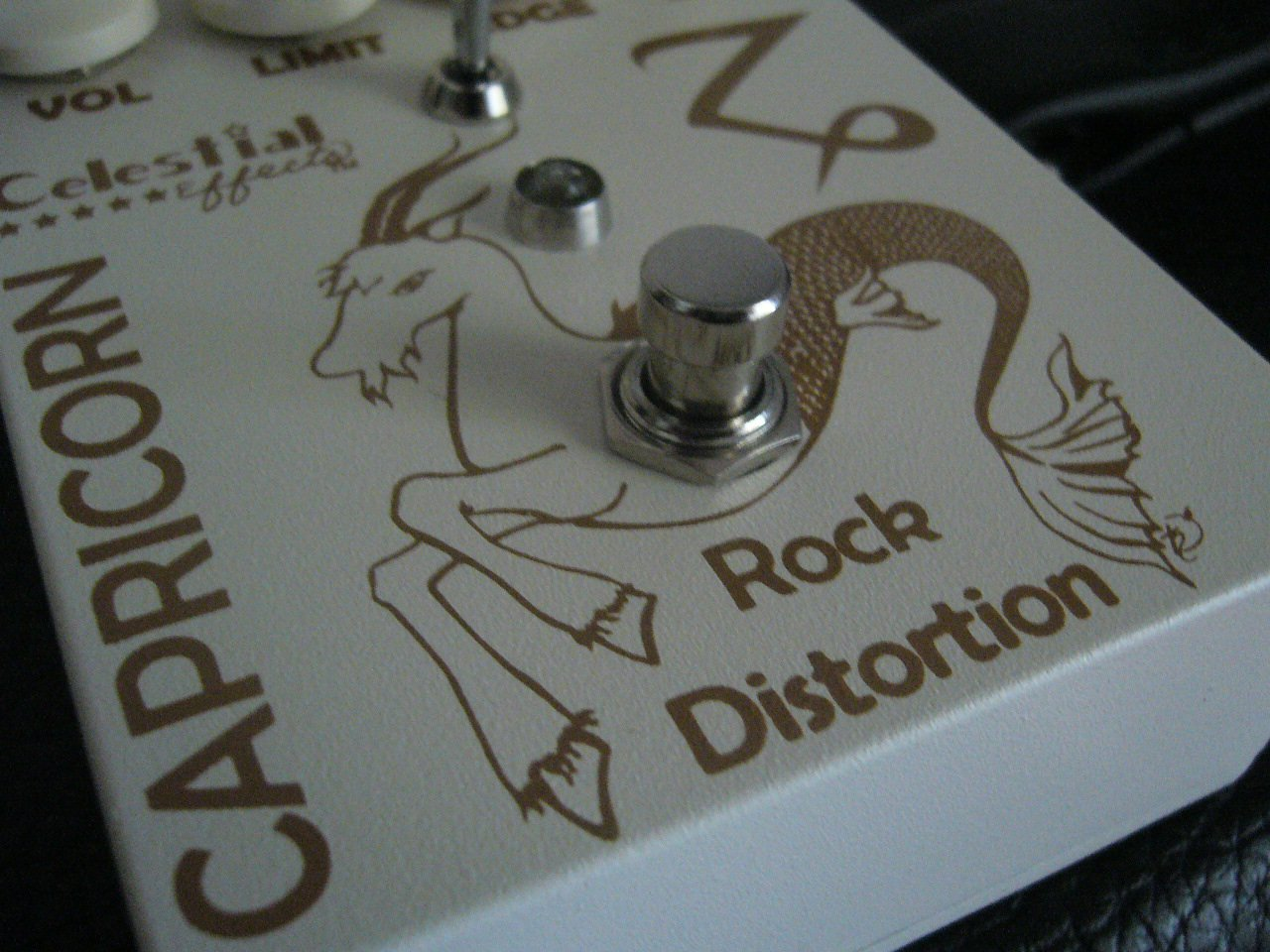 Capricorn Rock Distortion