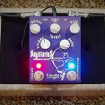 Sagittarius Overdrive Boost Demo by Pedal of the Day